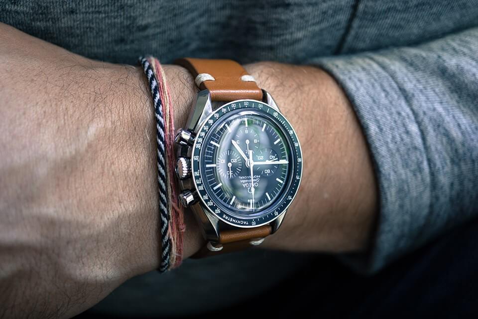 歐米茄手錶借款案例|台中飲料店創業 阿揚