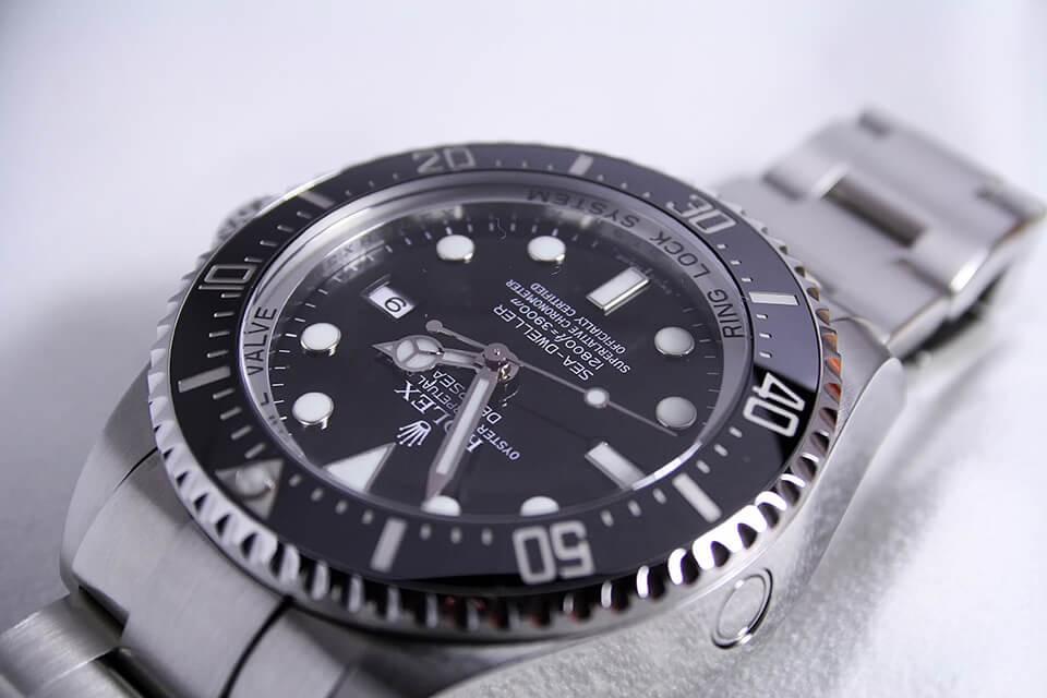 ROLEX手錶典當案例|台中維修汽車現金不足的廖先生