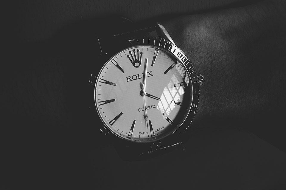 太平當鋪典當手錶,邱先生成功找到賣手錶的地方!